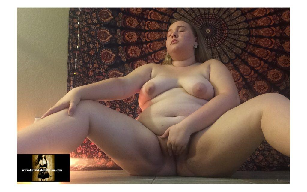 Bbw Teen Masturbation Orgasm
