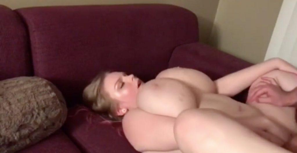 Blonde Teen Big Tits Bikini